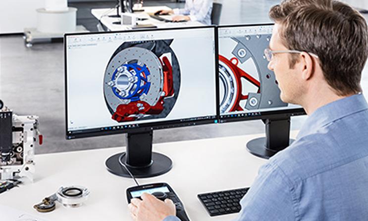 3D 3Dconnexion - 3D Tasarım Cad Çizim