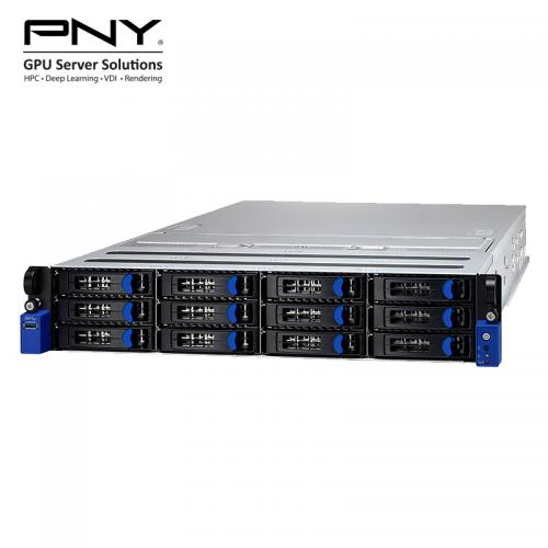 Most Compact Purley 2U GPU Server for Deep Learning / HPC / VDI Applications