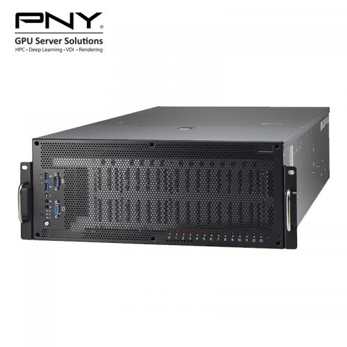 Single Root Complex Purley 4U GPU Server for Deep Learning Applications