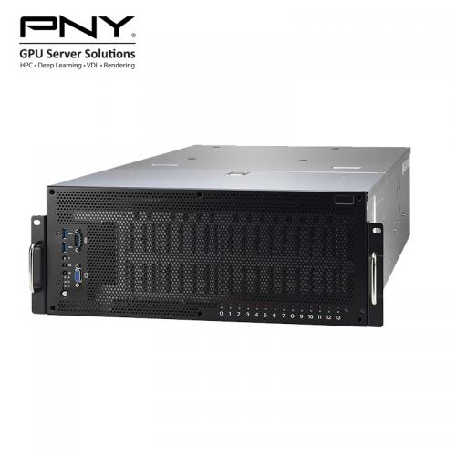 Dual Root Complex Purley 4U GPU Server for Deep Learning, HPC and Render Farm Applications